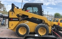 Rental Front loader
